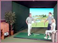 Indoor Golf Rentals